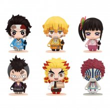 Demon Slayer: Kimetsu no Yaiba Pocket Maquette mini figurky 6-Pa
