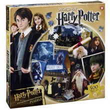 Puzzle Harry Potter Kámen Mudrců