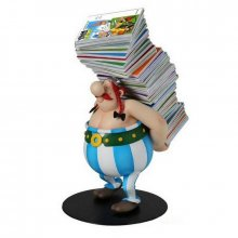 Asterix Collectoys Socha Obelix 21 cm