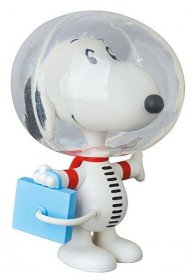 Peanuts UDF Series 5 Mini Figure Astronaut Snoopy (Comic Ver.) 8
