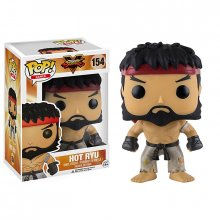 Figurka Street Fighter POP! Hot Ryu 9 cm