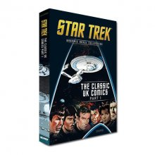 Star Trek Graphic Novel Collection Vol. 10: Classic UK Comics Pa