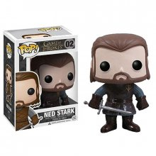 Game of Thrones POP! Vinylová figurka Ned Stark 10 cm