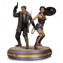 Wonder Woman Movie soškaWonder Woman and Steve Trevor 34 cm