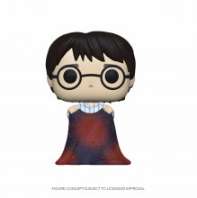 Harry Potter POP! Movies Vinylová Figurka Harry w/Invisibility C