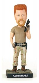Walking Dead Bobble-Head Abraham 20 cm