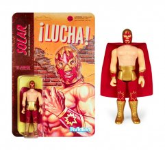 Legends of Lucha Libre ReAction Akční figurka Solar 10 cm