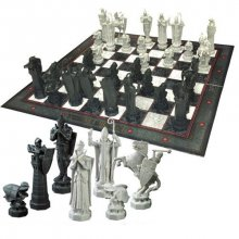 Harry Potter Chess Set Wizards Chess