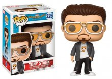 Spider-Man Homecoming POP! Marvel Vinylová Figurka Tony Stark 9