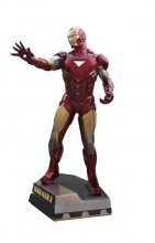 Iron Man 2 Life-Size Socha Iron Man Clean Version 225 cm
