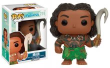 Moana POP! Disney Vinylová Figurka Maui with Weapon 9 cm