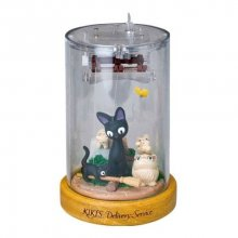 Kiki's Delivery Service Music Box Kiki & Friends Marionette Styl