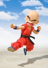 Dragonball S.H. Figuarts Action Figure Krillin (The Early Years)