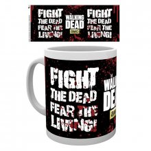 Walking Dead hrnek Fight The Dead