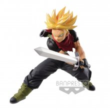 Super Dragon Ball Heroes Transcendence Art PVC Socha Super Saiy