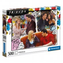 Friends skládací puzzle On The Phone (500 pieces)