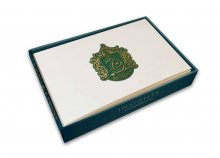 Harry Potter Foil Gift Enclosure Cards 10-Pack Zmijozel 89 x 56
