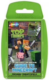 Minecraft Top Trumps The Independent and Unofficial Guide to Min