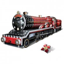 Harry Potter PAD Demo 3D Puzzle Bradavice Express