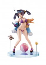 Azur Lane PVC Socha 1/7 Ning Hai Summer Hunger TF Edition 24 cm