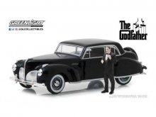 The Godfather kovový model 1/43 1941 Lincoln Continental with f
