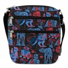 Star Wars by Loungefly Passport Bag Empire Strikes Back 40th Ann