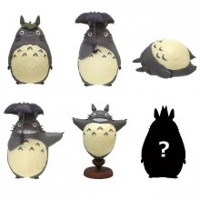 My Neighbor Totoro So Many Poses Collection Mini Figures Totoro
