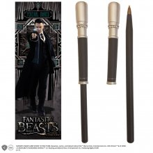 Fantastic Beasts Pen & Bookmark Percival Graves