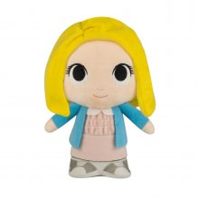 Stranger Things Super Cute Plyšák Eleven with Wig 20 cm