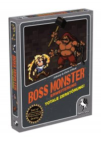 Boss Monster Card Game Expansion Totale Zerstörung! *German Vers