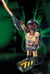 Ghostbusters Collectible Figure Winston Zeddemore 15 cm