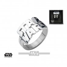 Star Wars Ring Star Wars Logo Size 11