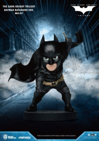 Dark Knight Trilogy mini Egg Attack figurka Batman Batarang Ver.