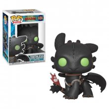How to Train Your Dragon 3 POP! Vinylová Figurka Toothless 9 cm