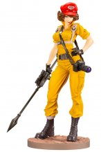 G.I. Joe Bishoujo PVC Socha 1/7 Lady Jaye Canary Ann Color Vers