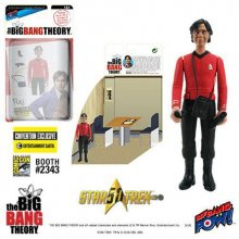 The Big Bang Theory Akční Figurky with Diorama Set Raj TOS EE E