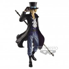 One Piece Scultures PVC Socha Big Zoukeio 4 Sabo 24 cm