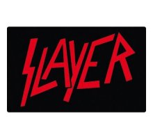 Slayer Cutting Board Logo