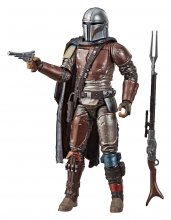 Star Wars The Mandalorian Black Series Carbonized Akční figurka