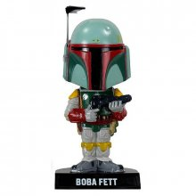 Star Wars Wacky Wobbler bobble head figurka Boba Fett 18 cm