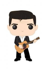 Johnny Cash POP! Rocks Vinylová Figurka Johnny Cash 9 cm