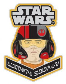 Star Wars Episode VII POP! Pin Badge Poe Dameron