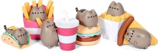 Pusheen mini figurky 5 cm Display Fast Food (24)